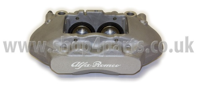 alfa romeo 159 1 9 jtdm 16v front brake caliper brembo rh 77364913. Black Bedroom Furniture Sets. Home Design Ideas