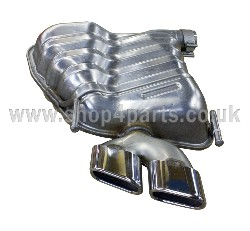 Rear Exhaust LH