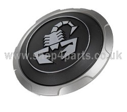 ALLOY WHEEL WHEEL CAP