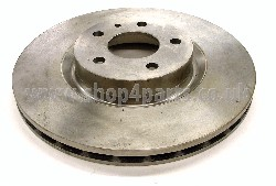 Front Brake Disc (Vented) x1